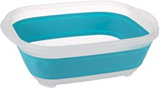 PrepWorks Large Collapsible Tub, Turquoise