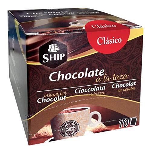 Ship C-10 SOB CHOCOLATE A LA TAZA CLASICO SHIP