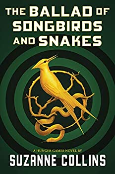 The Ballad of Songbirds and Snakes by Suzanne Collins science fiction and fantasy book and audiobook reviews