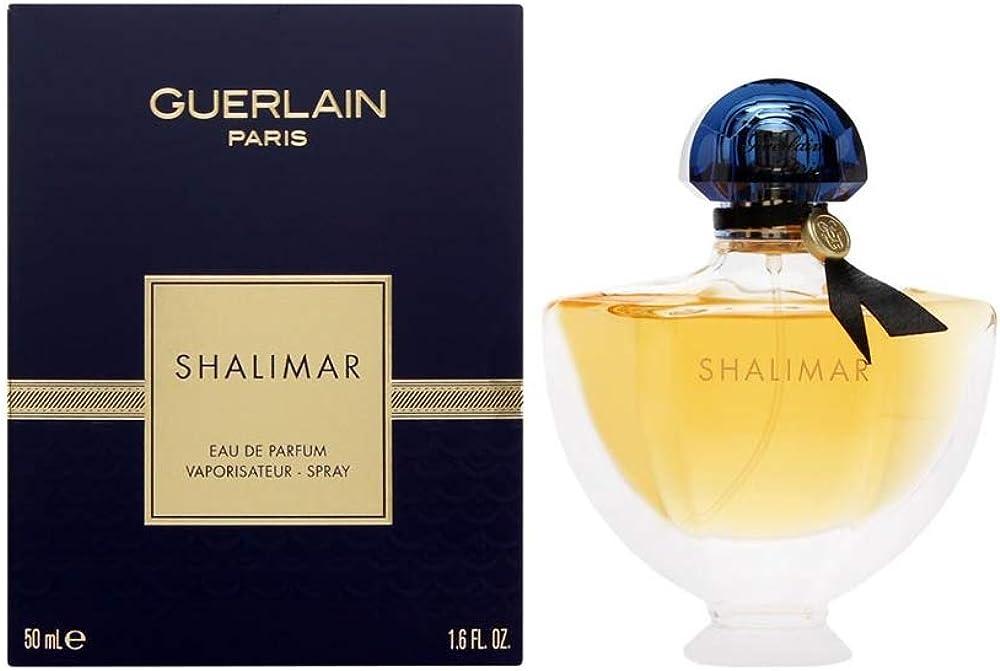 Guerlain shalimar, eau de parfum,profumo per donna, 50ml 10000945