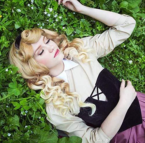 Imstyle mujeres encaje sintético peluca delantera brillante miel marrón mezcla peluca rubia peluca de encaje para diario Cosplay Drag Queen peluca