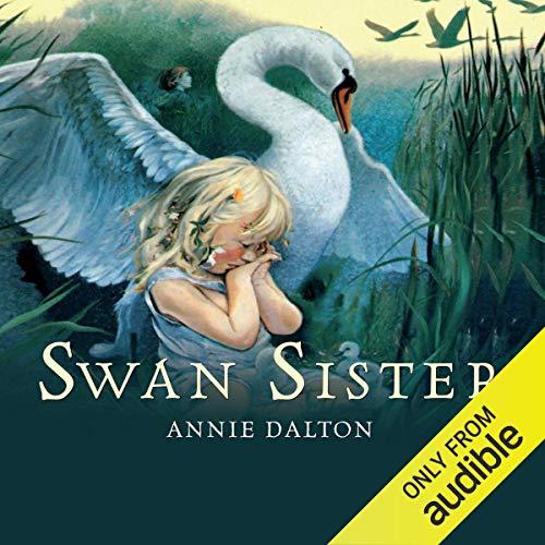 Swan Sister audiobook cover art