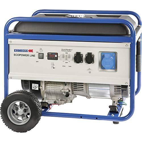 Unbekannt Endress ESE 6000 BS 4-Takt Stromerzeuger 230 V/AC 90 kg