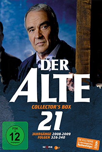 Collector's Box Vol.21, Folge 326-340 (5 DVDs)