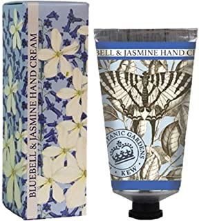 三和トレーディング English Soap Company イングリッシュソープカンパニー KEW GADEN Series キューガーデンシリーズ Luxury Hand Cream ラグジュアリーハンドクリーム Bluebell & Ja...