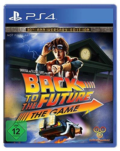 Back to the Future - The Game: 30-Jährige Jubiläumsausgabe (Zurück in die Zukunft) - [Edizione: Germania]