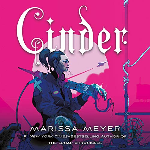 Cinder  By  cover art