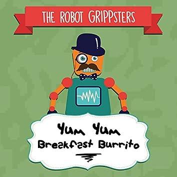 Yum Yum Breakfast Burrito