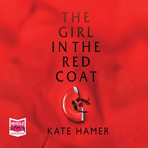 The Girl in the Red Coat audiobook cover art