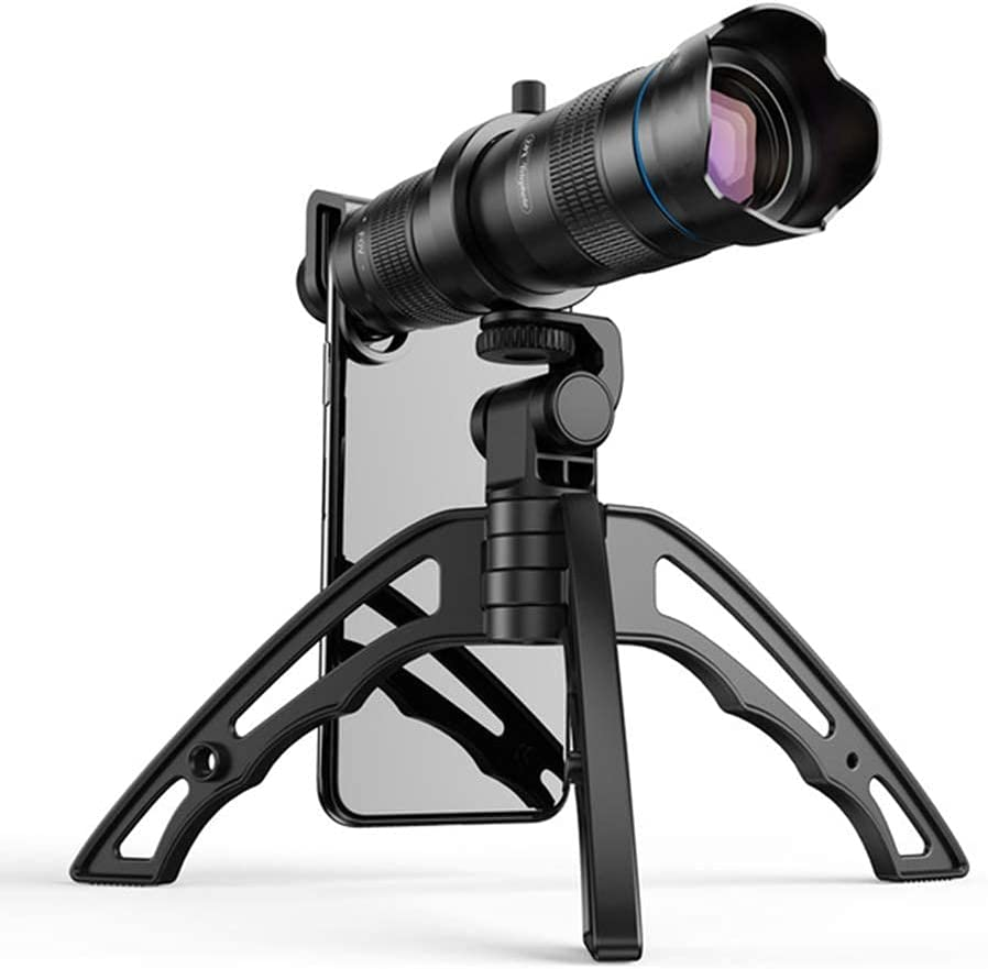 5 ☆ very popular FHISD Telescope Portable 36x with Night Popular product Monocular Zoom