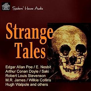 Strange Tales audiobook cover art