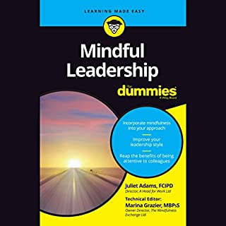 Mindful Leadership for Dummies cover art
