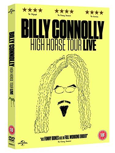 Billy Connolly: High Horse Tour [DVD]