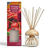 YANKEE CANDLE - Diffusore a Bastoncini, fragranza Black Cherry, 120 ml