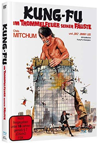 Kung Fu - im Trommelfeuer seiner Fäuste [Blu-ray & DVD] [Limited Mediabook]