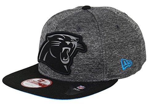 New Era Carolina Panthers 9fifty Snapback NFL Grey Collection Grey/Black - S-M
