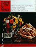 CUISINE ET VINS DE FRANCE [No 298] du 01/03/1975 - week-end de paques a la campagne, 6 repas de 10 personnes - les oeufs, c'est la saison - bien connaitre le beaujolais