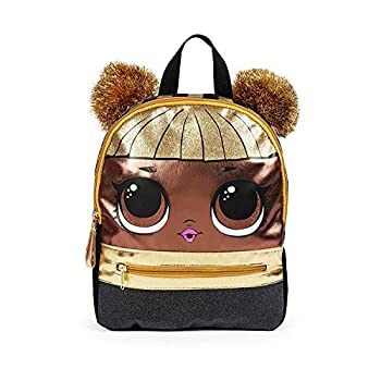 L.O.L Surprise! Gold Mini Backpack |10x8x3 Inches