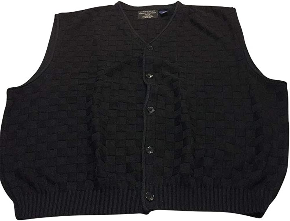 StoutMensShop Big and Tall USA Made Black Check Sleev Brand Ranking TOP14 new Cotton All