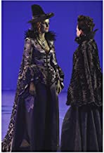 Rebecca Mader Once Upon a Time facing Lana Parrilla on chroma key set 8 x 10 Inch Photo