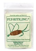 FLY-RITE,INC(フライライトインク) フライライト #39ミディアムブラウンダンバリアント