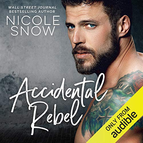 Accidental Rebel audiobook cover art