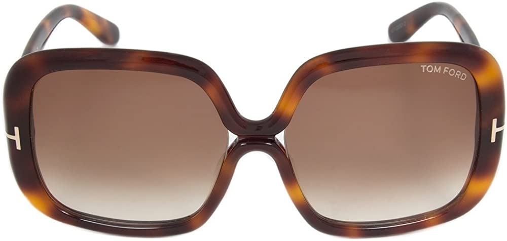 Tom ford - occhiali da sole per donna 12051044_Havana Brown/Grad Bro