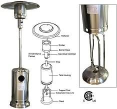 Omcan 23578 Commercial HMXD-B Patio Heater