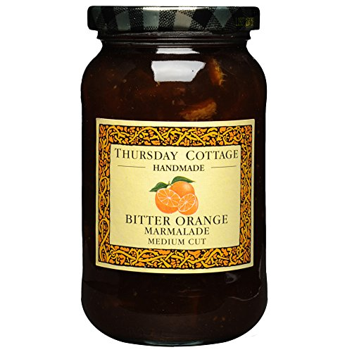 Thursday Cottage Bitter Orange Marmalade (Medium Cut) - 454 g
