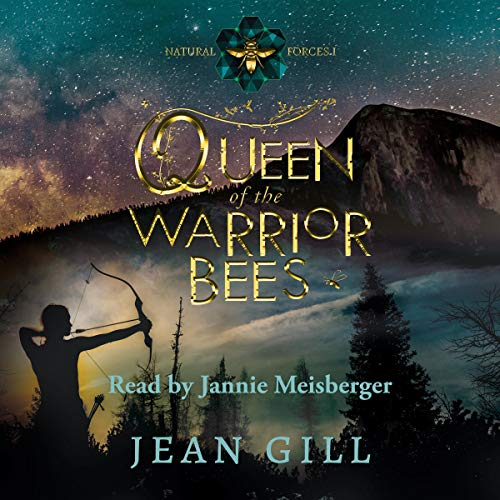 Queen of the Warrior Bees cover art