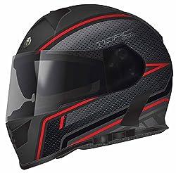 TORC T14B Bluetooth Integrated Motorcycle Helmet
