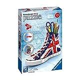 Ravensburger Puzzle 3D Sneaker Union Jack 108 pcs