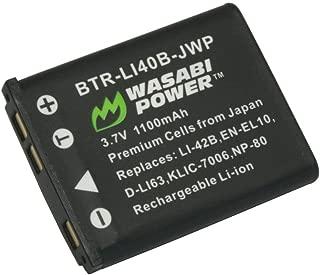 Wasabi Power Battery for Fujifilm NP-45, NP-45A, NP-45B, NP-45S and Fuji FinePix Camera Models