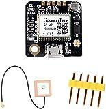 ZHITING GT-U7 Módulo GPS Receptor GPS Navegación Satélite con EEPROM Compatible con Microcontrolador 6M 51 STM32 UO R3 + IPEX Antena GPS Activa para Arduino Drone Raspberry Pi Flight