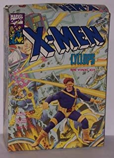 Model Kits X-Men Cyclops Horizon Vinyl 1993