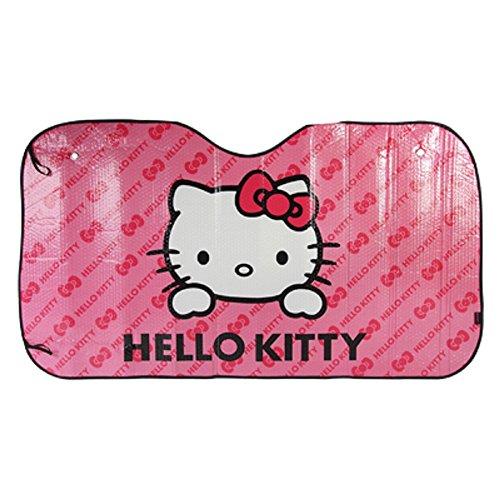 Hello Kitty KIT3015 Parasol, Rosa