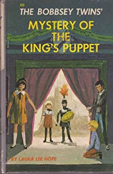 Bobbsey Twins 60: Mystery of the King's Puppet (Bobbsey Twins) - Book #60 of the Original Bobbsey Twins