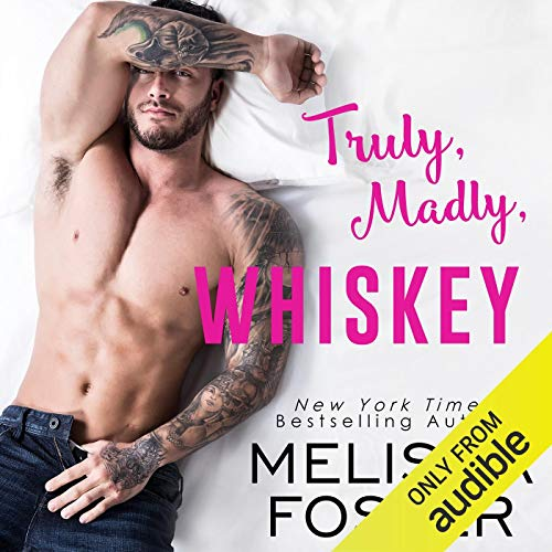 Truly, Madly, Whiskey cover art