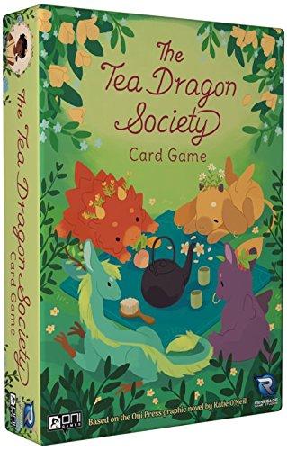 Renegade Game Studios the Tea Dragon Society Card Game, Multi