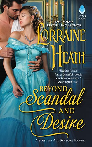 book cover of Beyond Scandal and Desire