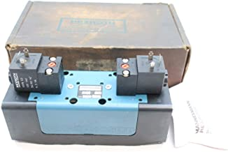 REXROTH GS30062-2424 CERAM Pneumatic Solenoid Valve 120V-AC D657531