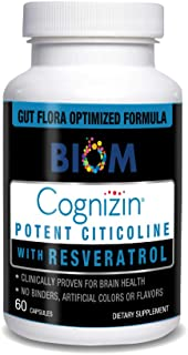Sponsored Ad - Cognizin Citicoline + Resveratrol. Clinically-Proven Combination to Support Brain Functions & Boosts Brain ...