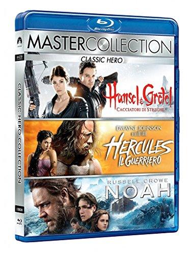 Classic Hero Collection (3 Blu ray)