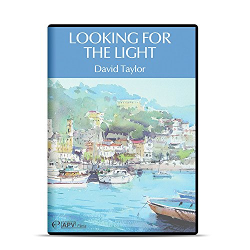 Looking for the Light - David Taylor [DVD]