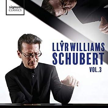 Llŷr Williams: Schubert, Vol. 3