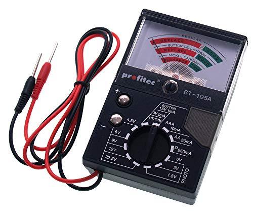profitec BT 105 A batterijtester