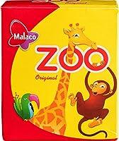 Malaco マラコ 動物園フルーツ味グミ 20箱 x 20g スウェーデンのお菓子です [並行輸入品]