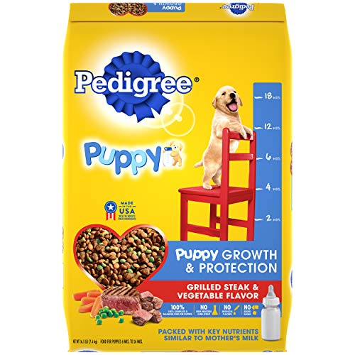 Pedigree Puppy Growth & Protection For Pug Puppies