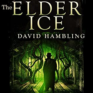 The Elder Ice: A Harry Stubbs Adventure audiobook cover art