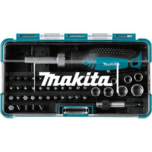 Makita B-50289 Ratchet and Bit Set (47 Piece)